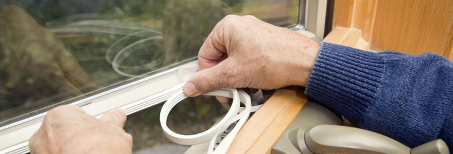 Réparation de Fenêtre